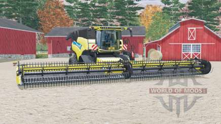 New Holland CⱤ10.90 для Farming Simulator 2015
