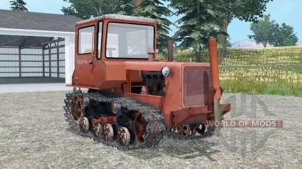 ДТ 75 для Farming Simulator 2015