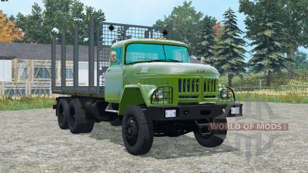 ЗиЛ 131 лесовоз для Farming Simulator 2015