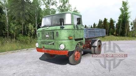 IFA W50 LA для MudRunner