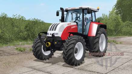 Steyr 6140〡6195 CVT для Farming Simulator 2017