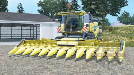 New Holland CR10.90 tinted windows для Farming Simulator 2015