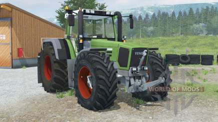 Fendt Favorit 824 Turboshifƫ для Farming Simulator 2013