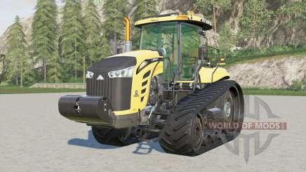 Challenger MT700-serieᵴ для Farming Simulator 2017