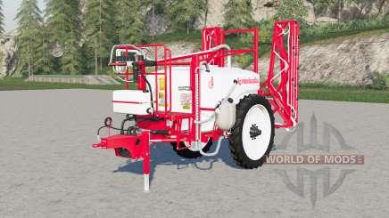 Agromehanika AGS 3500 для Farming Simulator 2017