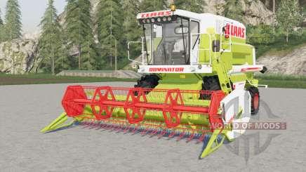 Claas Dominator 108 SL Maxᶖ для Farming Simulator 2017