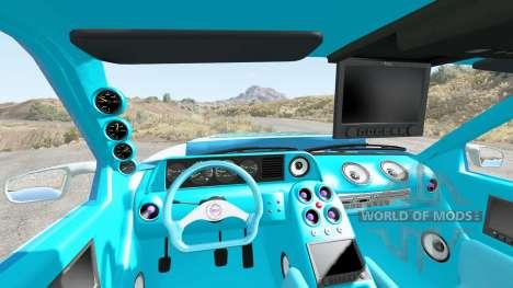 Bruckell LeGran Showboat v1.1 для BeamNG Drive