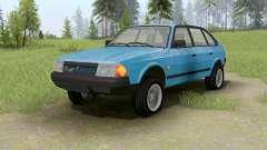 Москвич-2141 для Spin Tires