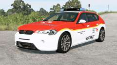 ETK 800-Series German Emergency v2.0 для BeamNG Drive