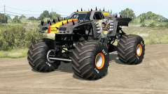 CRD Monster Truck v2.0 для BeamNG Drive