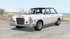 Mercedes-Benz 300 SEL 6.3 (W109) 196৪ для BeamNG Drive