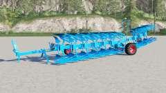 Lemken Titan 18 для Farming Simulator 2017