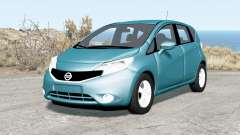 Nissan Note (E12) 2013 для BeamNG Drive