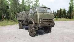 МАЗ 505 для MudRunner