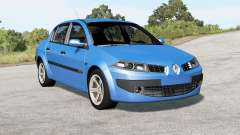 Renault Megane sedan 2006 для BeamNG Drive