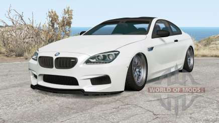 BMW M6 coupe (F13) 2013 для BeamNG Drive