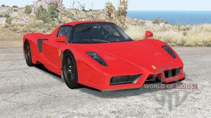 Enzo Ferrari 2004 для BeamNG Drive