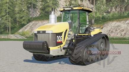 Challenger MT800-series для Farming Simulator 2017