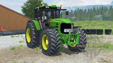 John Deere 7530 Premiuꙧ для Farming Simulator 2013