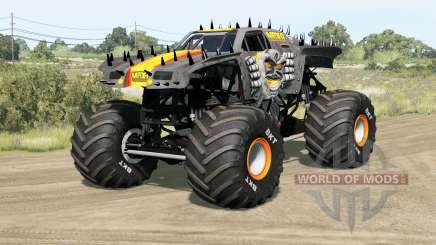 CRD Monster Truck v2.0 для BeamNG Drive