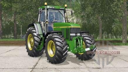 John Deeꞅe 7810 для Farming Simulator 2015