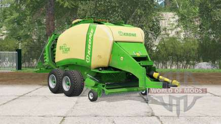 Krone BiG Pack 1290 HDP (XC) для Farming Simulator 2015