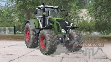 Fendt 828 Vario full lighting для Farming Simulator 2015