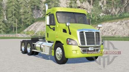 Freightliner Cascadia Day Cab 2007 для Farming Simulator 2017