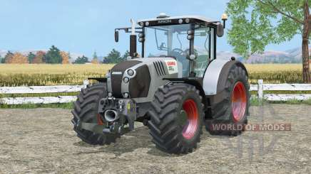 Claas Arion 650 storm gray для Farming Simulator 2015
