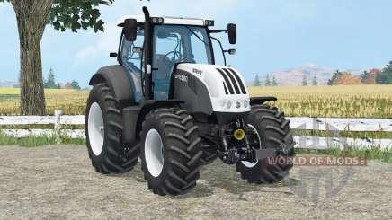 Steyr 6160 CVT для Farming Simulator 2015