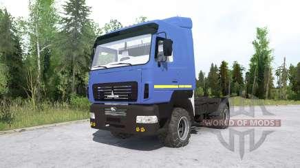 МАЗ 5440C9-570-030 для MudRunner