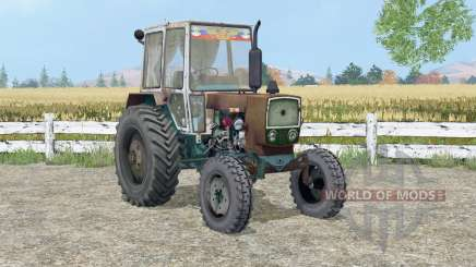 ЮМЗ-6ꝂЛ для Farming Simulator 2015
