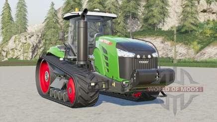 Fendt 1100 Vario MT для Farming Simulator 2017