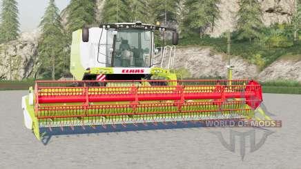 Claas Lexion 6ⴝ0〡660〡670 для Farming Simulator 2017