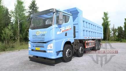 FAW Jiefang JH6 8x8 Dump Truck для MudRunner