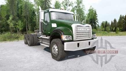 Mack Granite 6x4 Tractor для MudRunner