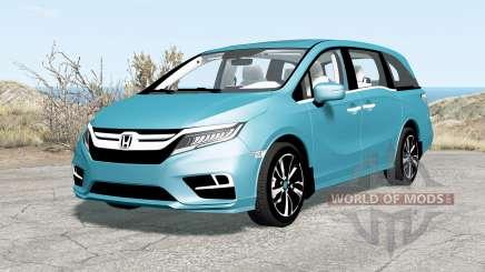 Honda Odyssey 2018 для BeamNG Drive