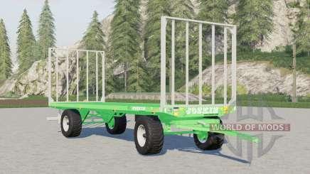 Joskin Wago TR৪000 для Farming Simulator 2017