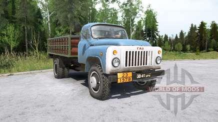 ГАЗ-52〡ГАЗ-53 для MudRunner