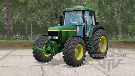 John Deere 6୨10 для Farming Simulator 2015
