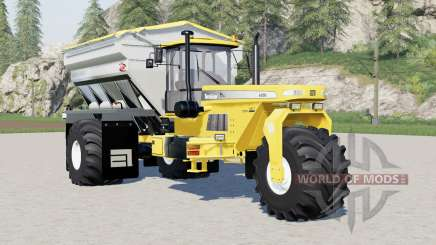 TerraGator 6203 three different attachable implements для Farming Simulator 2017
