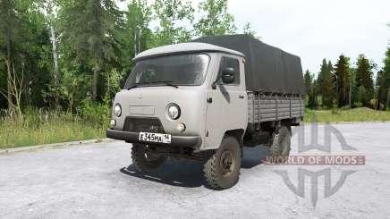 УАЗ 452Д для MudRunner