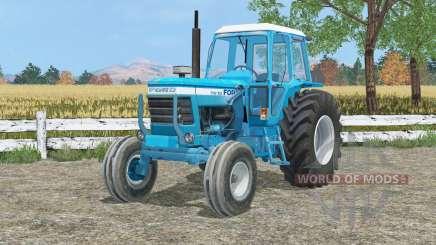 Ford TW-10 for a medium farm для Farming Simulator 2015