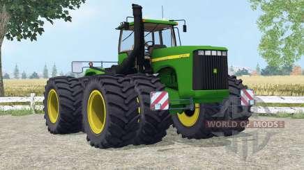 John Deere 9400 washable для Farming Simulator 2015