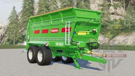 Bergmann TSW 6240 W unlimited для Farming Simulator 2017