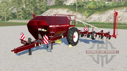 Horsch Maestro 12.75 SW with color choice для Farming Simulator 2017