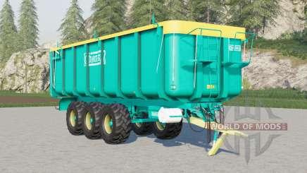 Camara RTH24 tridem для Farming Simulator 2017