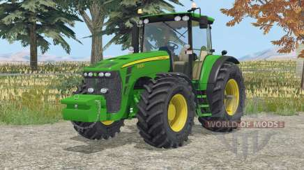 John Deere 84ƺ0 для Farming Simulator 2015