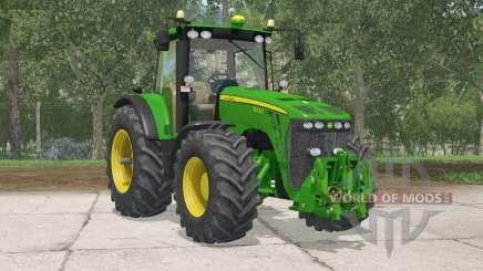 John Deere 84ვ0 для Farming Simulator 2015