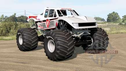 CRD Monster Truck v1.19 для BeamNG Drive
